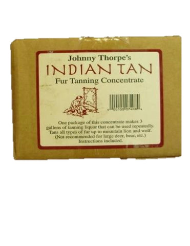 Johnny Thorpe Indian Tan