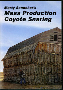 DVD Mass Production Coyote Snaring