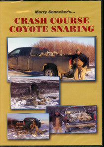 DVD Crash Course Coyote Snaring