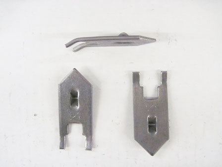 Wolf Fang Anchors, Stake Ends