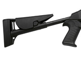 "Benelli M4 Super 90 Semi-Automatic Shotgun, 18.5"" Barrel, Collapsible Stock, Black, 12 GA"