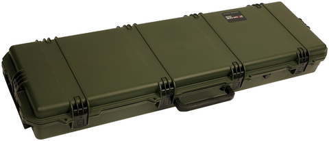 Pelican Storm Case 3300, Mobile Military Field Pack, OD Green & Coyote