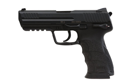 "Heckler & Koch HK45 Full Size, 4.46"" Barrel, Black"