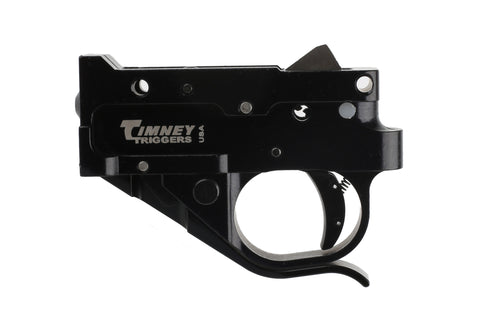 Timney Triggers, Ruger 10/22 Trigger, 2.75lb Single Stage, Curved Blade, Black