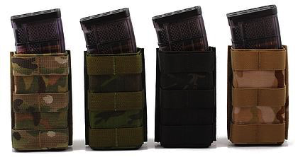 Esstac Single KYWI 5.56 Mag Pouch, Tall
