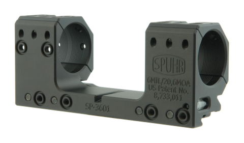Spuhr ISMS Optic Mount, Low, 30mm, 20 MOA