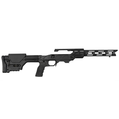 Cadex Defence, Field Strike Chassis, Rem700, Long Action, Right Hand, BLK