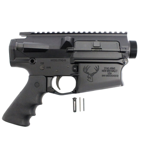 Stag Arms, STAG-10 Upper & Lower Receiver Set w/Lower Parts Kit, 308 Win/6.5 Creedmoor