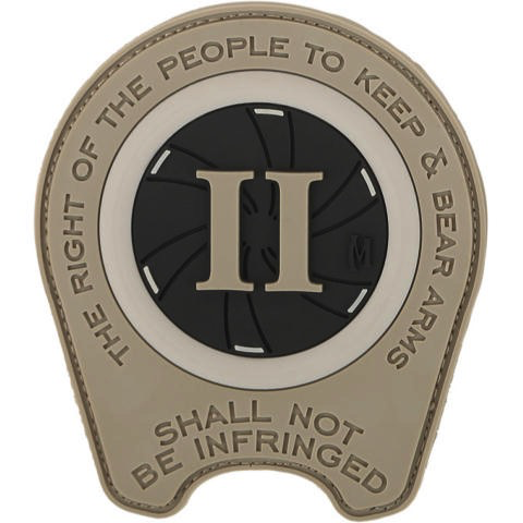 Maxpedition 1911 Barrel Bushing Patch