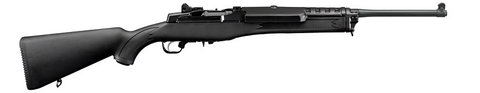 "Ruger Mini-14 Ranch Rifle, 18.50"" Barrel, Synthetic Stock, 5.56 NATO/223 REM"