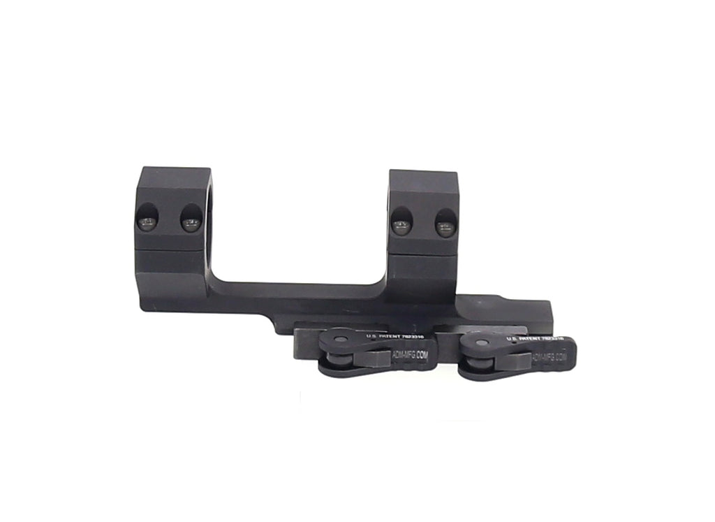 American Defense Delta Cantilever Scope Mount, 30mm, QD Lever