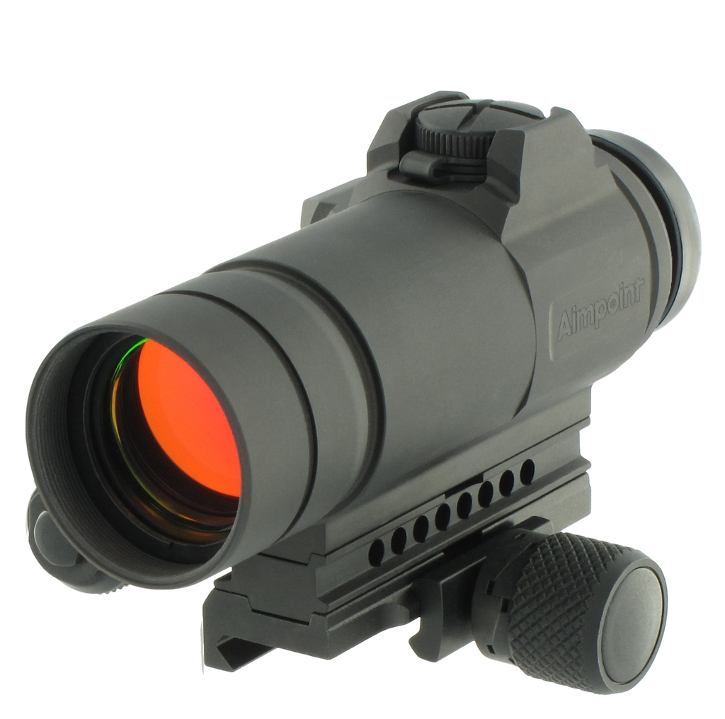Aimpoint CompM4S, 2MOA, QRP2 Mount