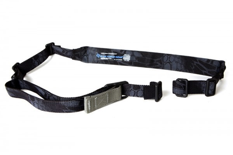 "Blue Force Gear, Vickers VCAS Sling, 2.00"" Metal Hardware, Black"