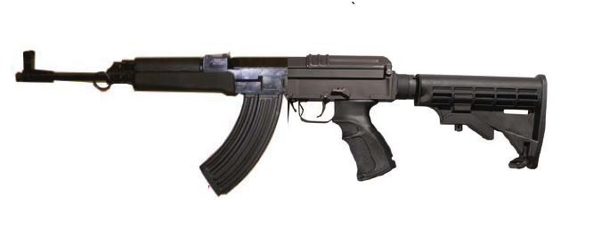 "Czech Small Arms, VZ-58 Sporter, 7.62x39mm, 18.6"" Barrel"