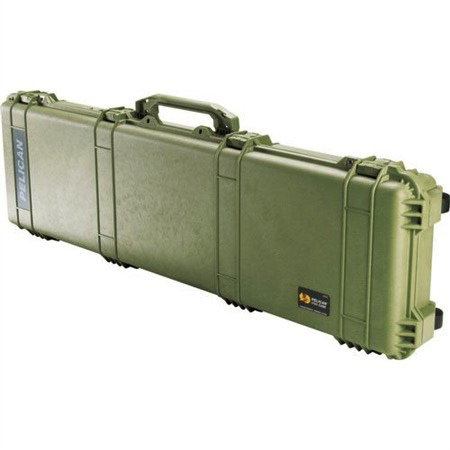 Pelican Case 1750 OD Green w/Foam