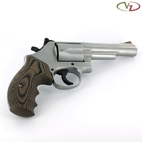 VZ Grips Smith & Wesson K/L Frame, Tactical Diamond, Hyena Brown ...