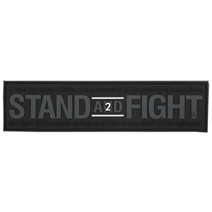 Maxpedition Stand & Fight Patch