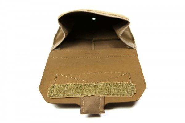 Blue Force Gear, Small Admin Pouch, Coyote Brown