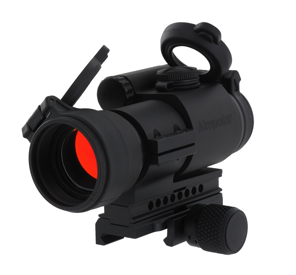 Aimpoint Pro Patrol Rifle Optic Red Deer Shooting Centre