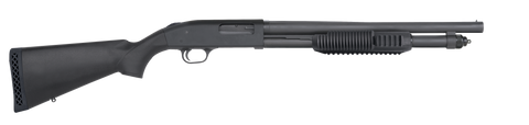 "Mossberg 590A1 Security, 18.50"" Barrel, Bead Sight, 7RD Magazine, 12GA"