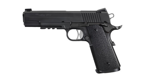 "Sig Sauer 1911 Tactical Operations, 5.00"" Barrel, BLK, 45 ACP"