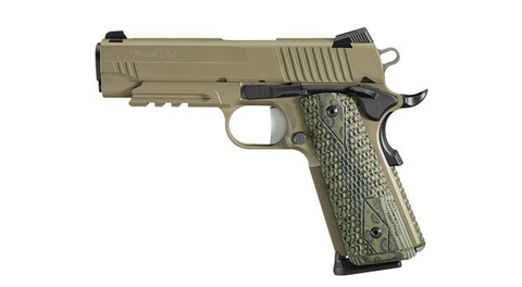"Sig Sauer 1911 Scorpion Carry, 5.00"" Barrel, FDE, 45 ACP"