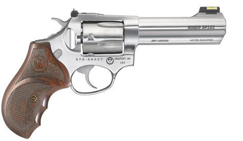 "Ruger Revolver SP101 Match Champion, 4.20"" Barrel, Stainless, 357 MAG"