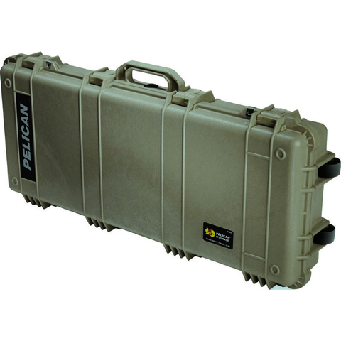 Pelican Case 1700 OD Green w/Foam