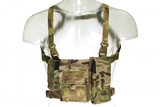 Blue Force Gear, Micro Rack Chest Rig, Multi-Cam, Large