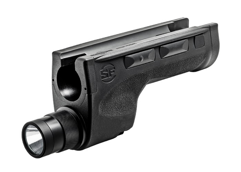 SureFire Remington 870 Forend, 600 Lumens High, 200 Lumens Low, Black