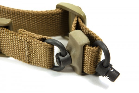 "Blue Force Gear, Vickers 221 Padded Sling, 2.00"" Coyote Brown"