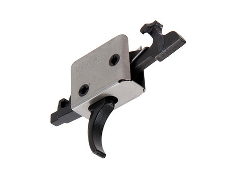 CMC Triggers, Single Stage Tactical Trigger, 3.5LB Pull, Curve Blade, AR15