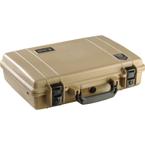 Pelican Case 1470 Tan w/Foam