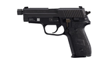 "Sig Sauer M11-A1, 4.40"" Threaded Barrel, SA/DA SRT Trigger, BLK, 9mm"