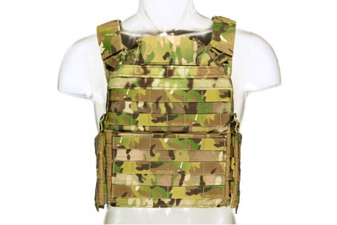 Blue Force Gear, LMAC Armor Carrier, Multi-Cam, Medium, 10x12 Front/Back, 6x8 Side