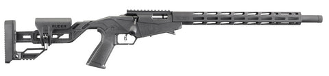 "Ruger Precision Rimfire Rifle, 18.00"" Cold Hammer Forge Barrel, 22LR"