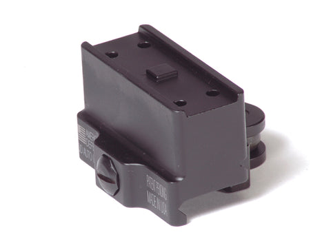 American Defense Aimpoint H1/H2/T1/T2 Lower 1/3 Mount, Black