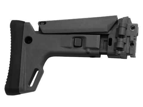 Bushmaster ACR Folding Stock, Black