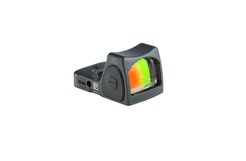 Trijicon RMR Adjustable LED Reflex Sight, 3.25 MOA Red Dot, Sniper Grey