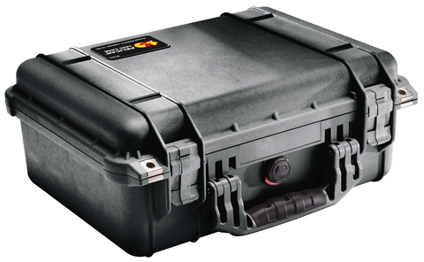 Pelican Case 1450 Black w/Foam