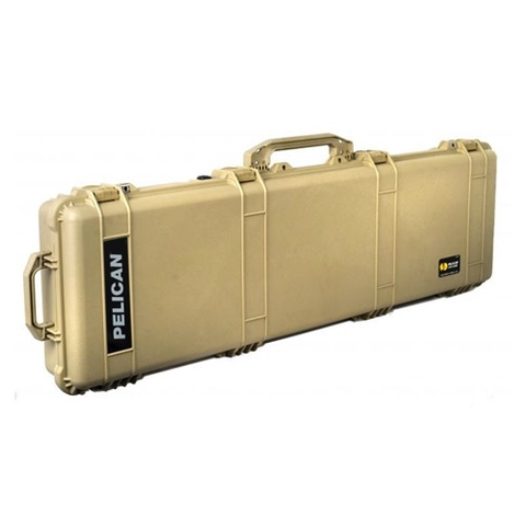 Pelican Case 1750 Tan w/Foam
