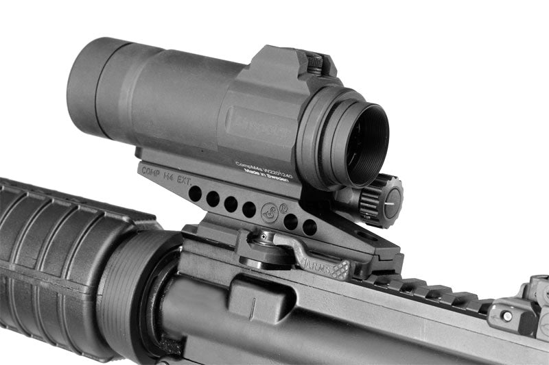 ARMS 74 Aimpoint CompM4 Extended Spacer, Cantilever Co-Witness