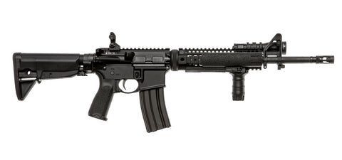 "Bravo Company USA, EAG Carbine, 14.5"" BFH Hammer Forge Barrel, LaRue 9"" Rail, Black, 5.56mm"