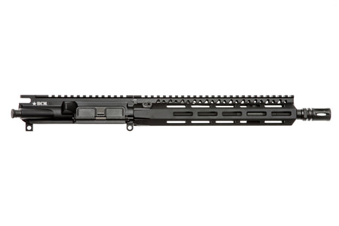 "Bravo Company USA, BFH Upper Receiver Group, 11.5"" Hammer Forge Carbine Barrel, MCMR Alpha 10 Rail, 5.56mm"