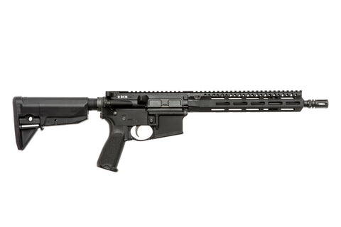 "Bravo Company USA, Gunfighter Carbine, 12.5"" Standard CMV Barrel, MCMR-10 Alpha Rail, 5.56mm"