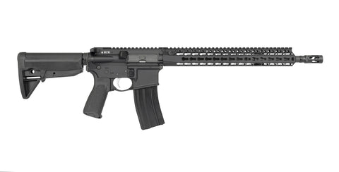 "Bravo Company USA, Gunfighter Carbine, 14.5"" BFH Hammer Forge Barrel, KMR-13 Alpha Rail, 5.56mm"