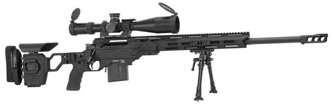 "Cadex Defence, Freedom Lite Rifle, 300 Win Mag, 24.00"" Barrel, DX2 Trigger, MX1 Brake, Black"