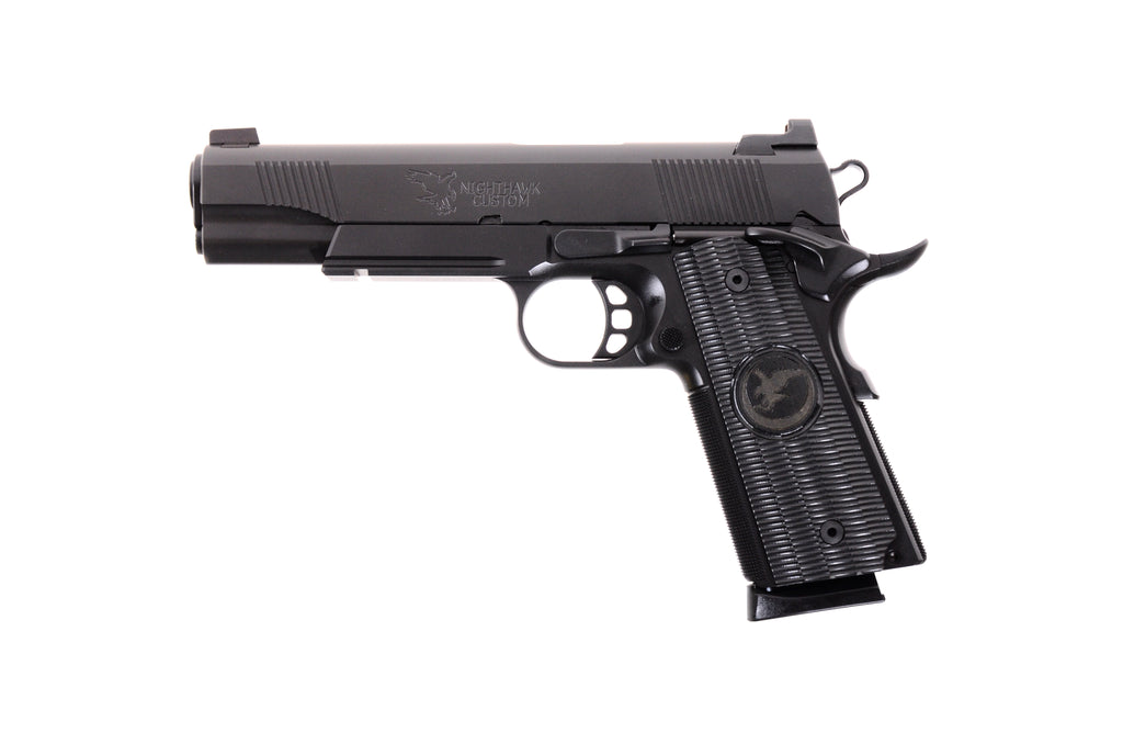 "Nighthawk Custom, GRP Recon 1911, 5.00"" Barrel, 45ACP"