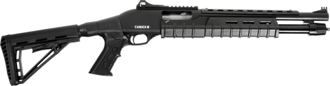 "Canuck Commander Shotgun, Synthetic Pistol Grip & Stock, 14.00"" Barrel, 12GA, Black"