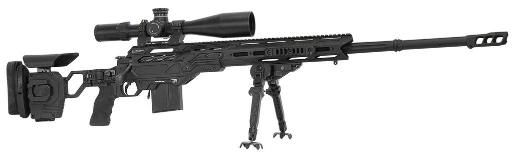 "Cadex Defence, Kraken Multi-Cal Rifle, 6.5 Creedmoor, 26.00"" Barrel, DX2 Trigger, MX1 Brake, Black"